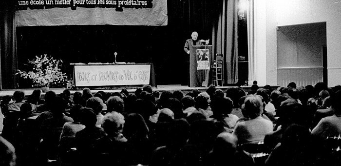 """An Appeal for Solidarity"": Why Joseph Wresinski's 1977 speech is still vitally important today"