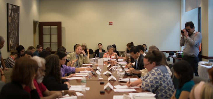 Leave No One Behind Dialogue Series Concludes at the HLPF